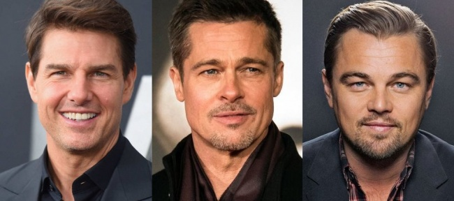 Tom Cruise was rumored for one of the two lead roles