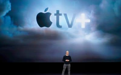 Apple TV+ Takes a Bite at Netflix!