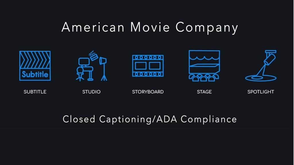 CC/ADA compliance graphic