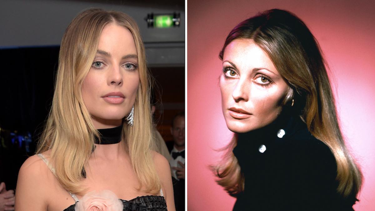 Margot Robbie wears Sharon Tate's ACTUAL Jewelry