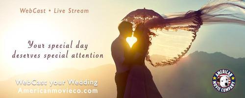 WebCast / Live Stream wedding