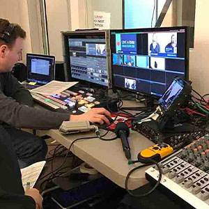 Event Production WebCasting