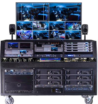 virtual TV studios in a box