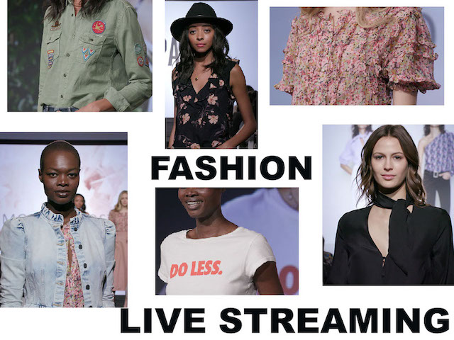 WebCasting Fashion Shows 8