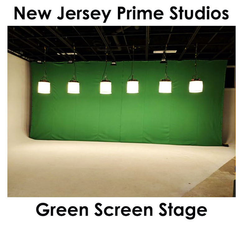 New Jersey Prime Studios - Large White Cyc Drive-In Studio 2