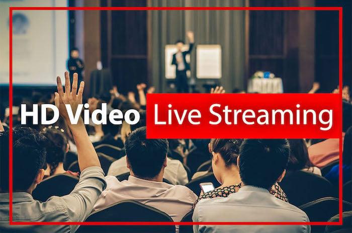 Rwmote Live Streaming Swrvice