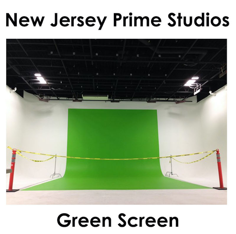New Jersey Prime Studios - Large White Cyc Drive-In Studio 10