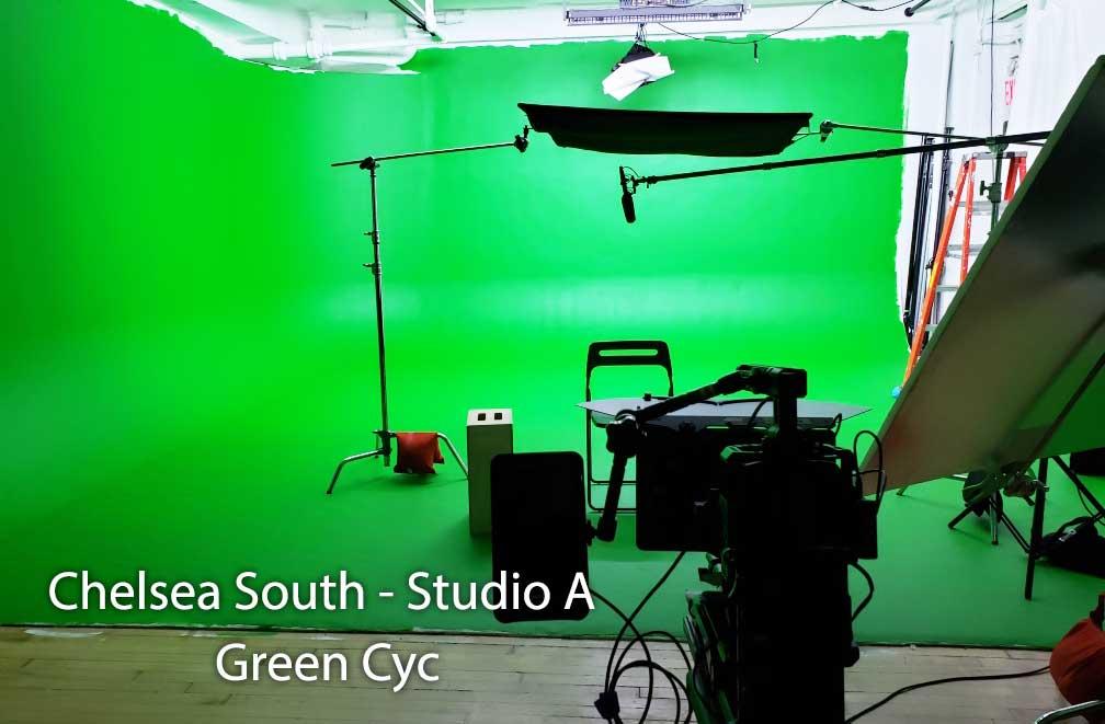 Chelsea South White Cyc Studio 1