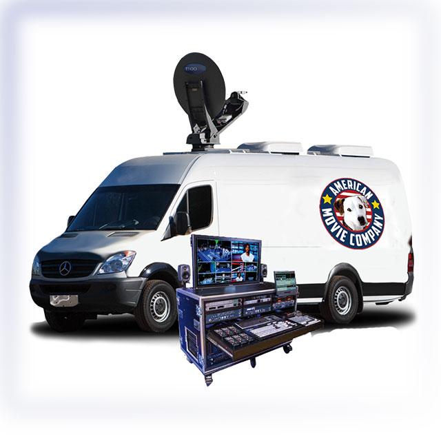 American Movie Company - Van