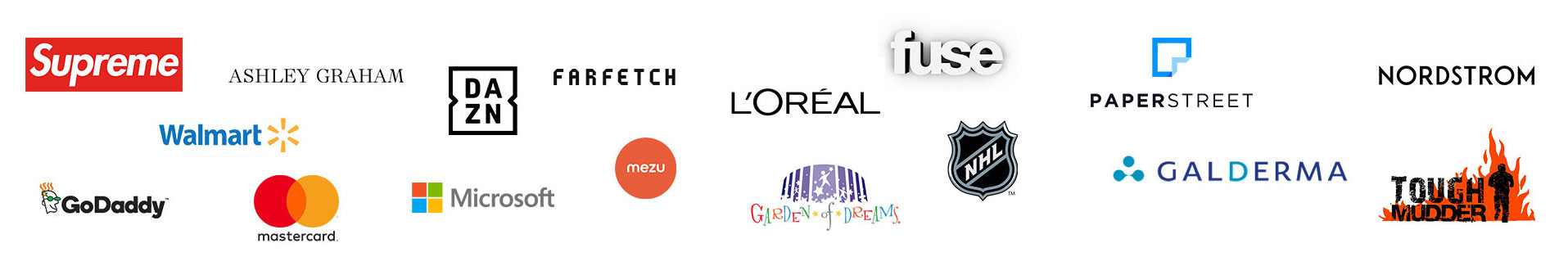 Brands and Websites