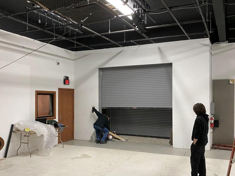 Drive In Doors Studio New Jersey