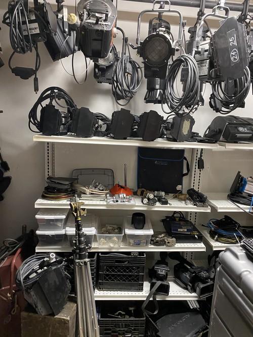 Drive In Studio Equipment New Jersey