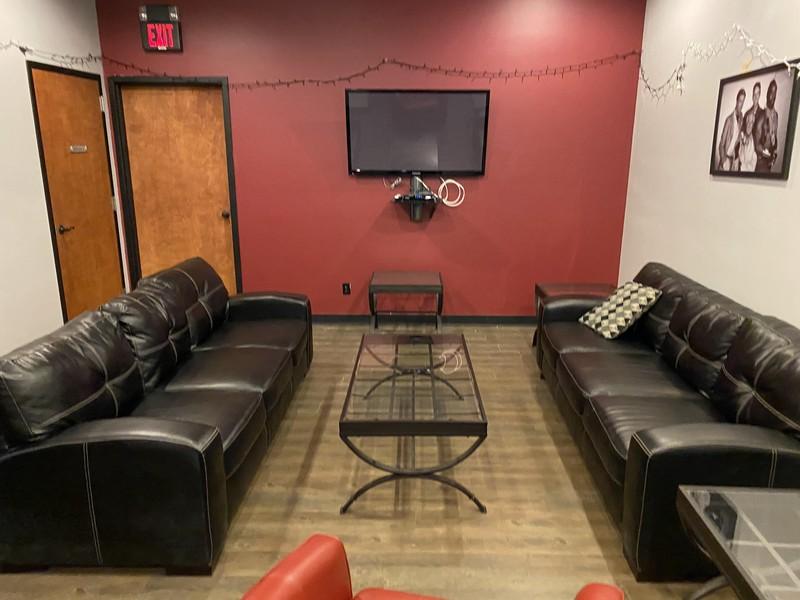 Green Room 2 Drive In Studio New Jersey