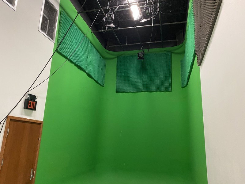 Green Screen Drive In Studio New Jersey