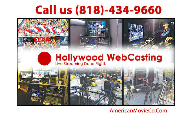 Hollywood WebCasting 7