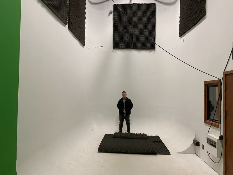 White Cyc Drive In Studio New Jersey