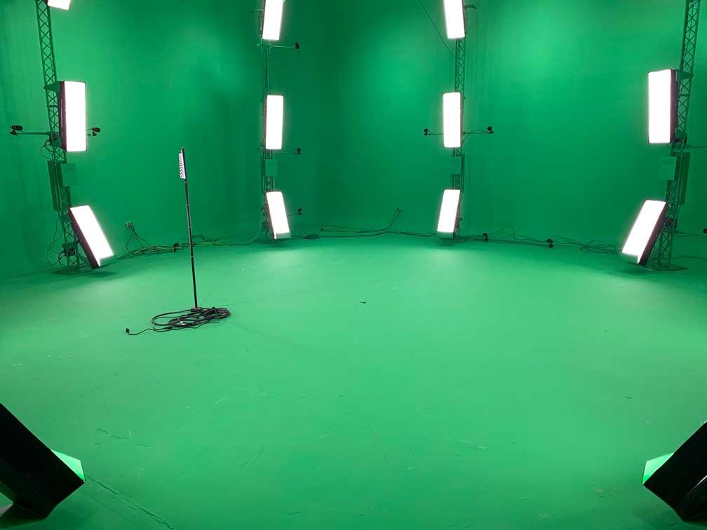 Volumetric Video Production Stage