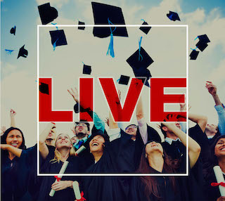 Live Streaming Graduations 2020! 1