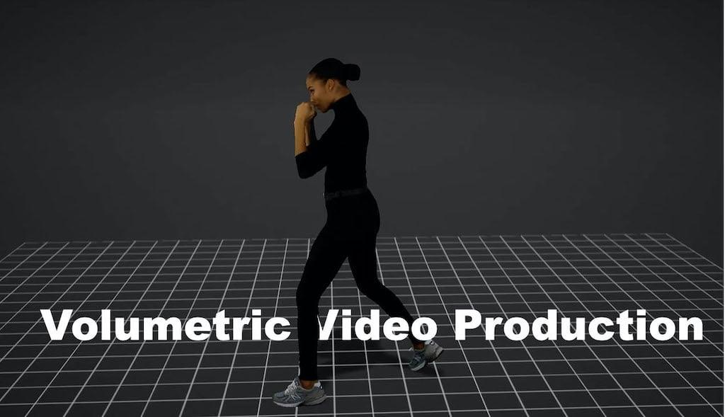 Volumetric Video Production