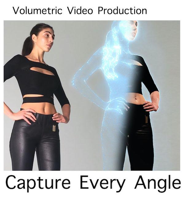 Volumetric Video Production NYC 10