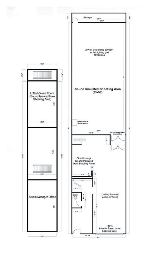 Stage 1 Floor Plan