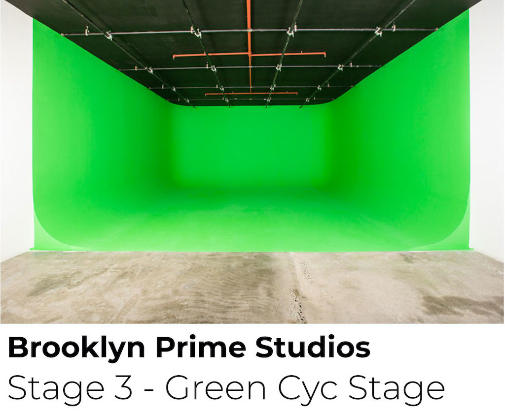 Stage 3: Green Cyc Stage