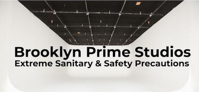 Sanitized and Safe Studio