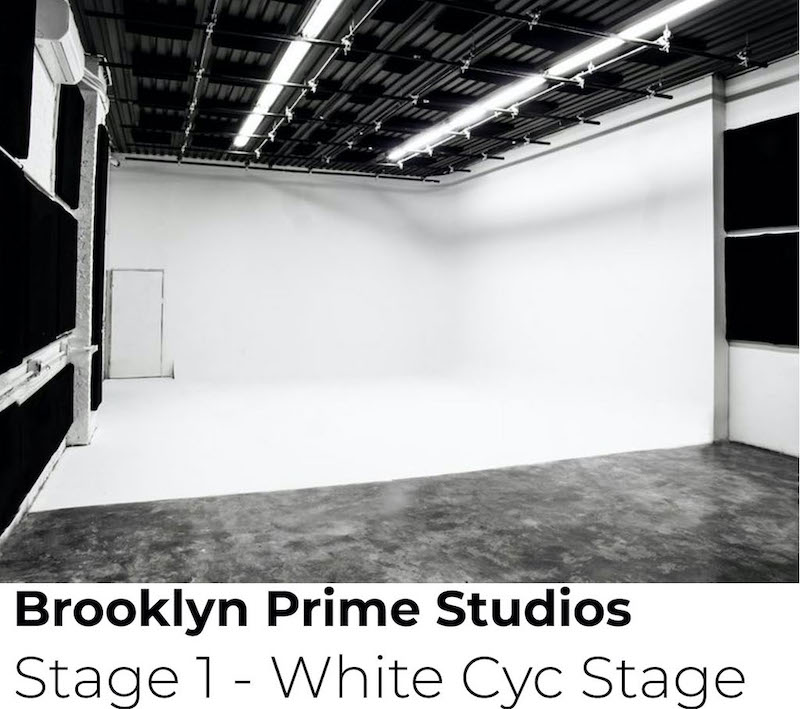 White Cyc Stage 1
