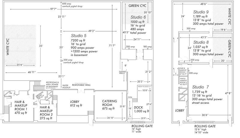 Stages 5 & 6 Floor Plan
