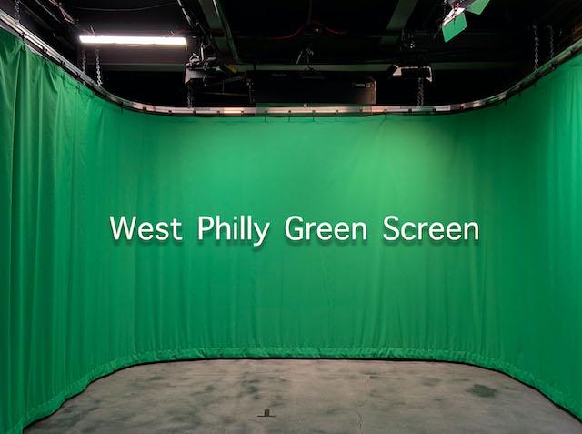 West Philadelphia Green Screen