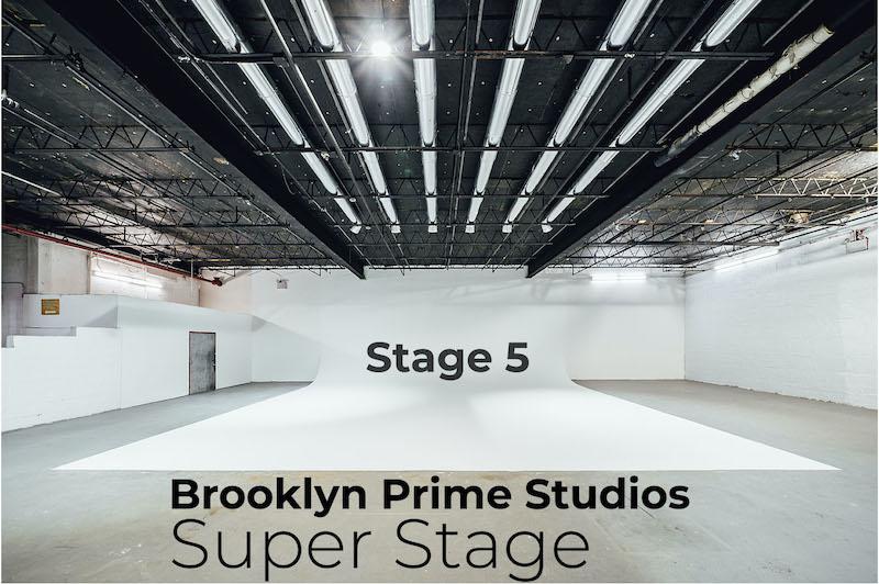 Brooklyn Prime Super Stage Stage 5