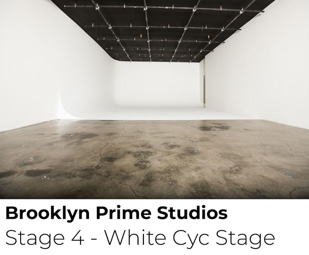 Stage 4: White Cyc Stage