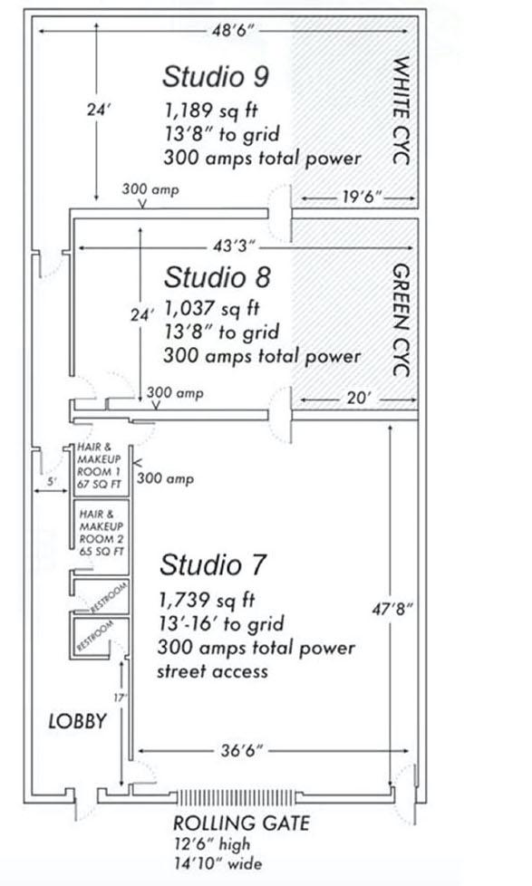 Stages 3 & 4 Floor Plan
