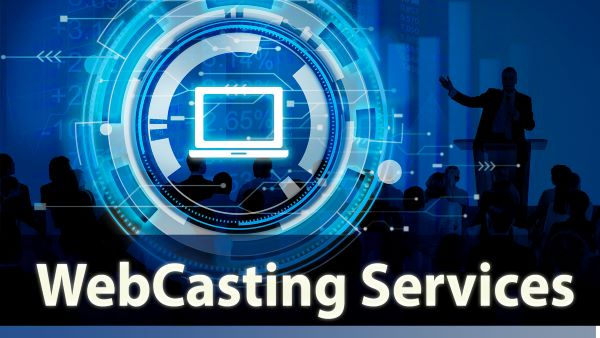 WebCasting Services NYC