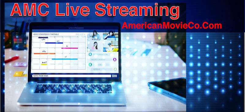 New Enterprise Live Streaming Video Service | 100% Virtual 1