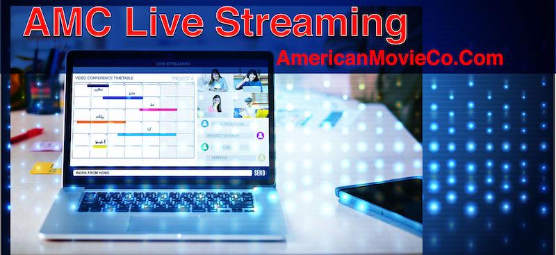 New Enterprise Live Streaming Video Service | 100% Virtual 1