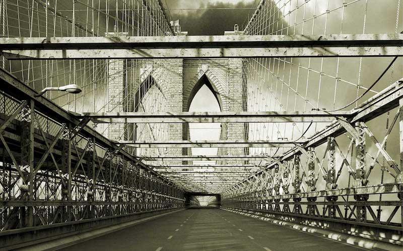 Brooklyn Bridge 4K/3D Virtual Set 3