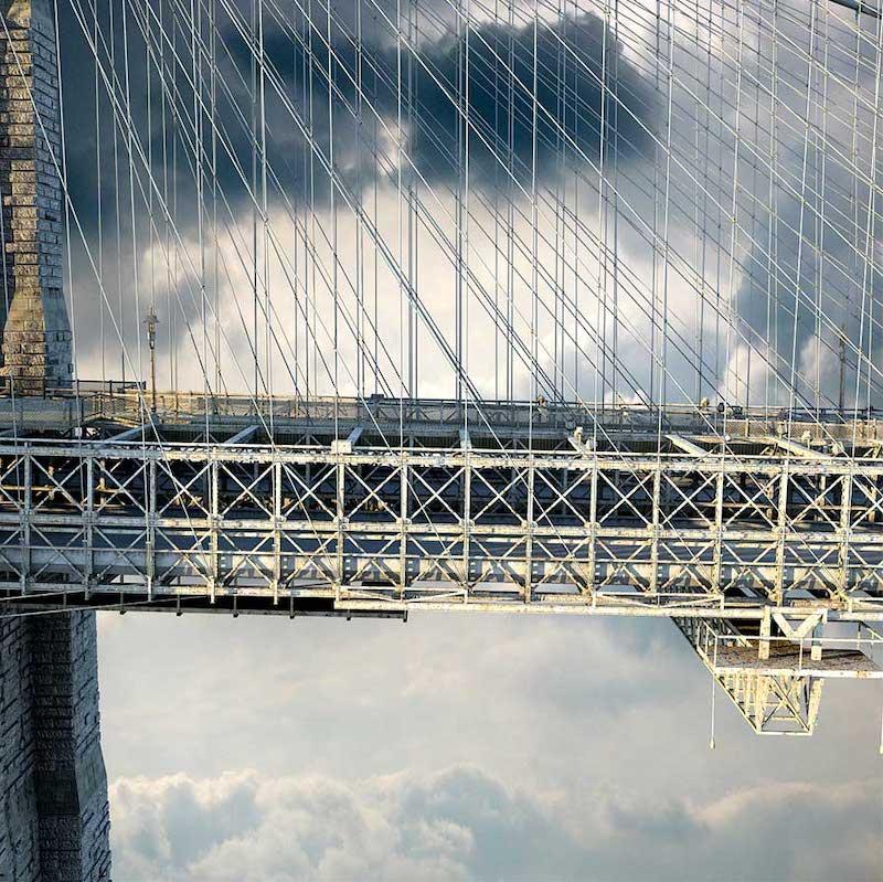 Brooklyn Bridge 4K/3D Virtual Set 6