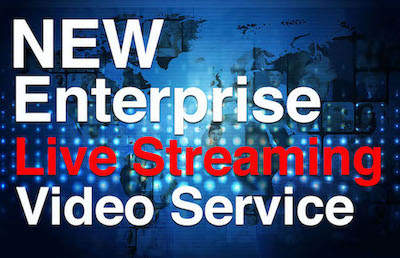 Live Streaming Video Service