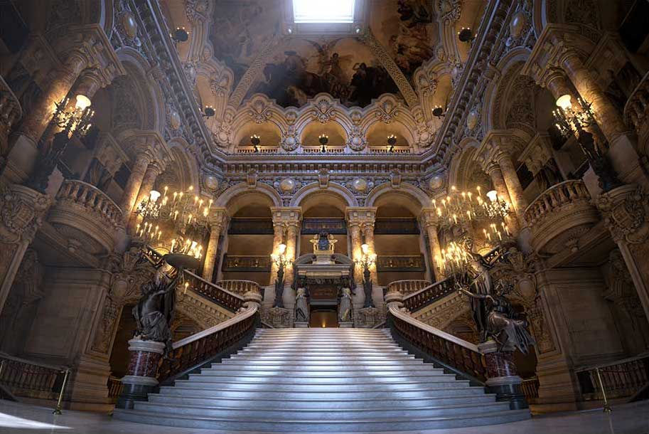 4K/3D Virtual Opera House Set 8