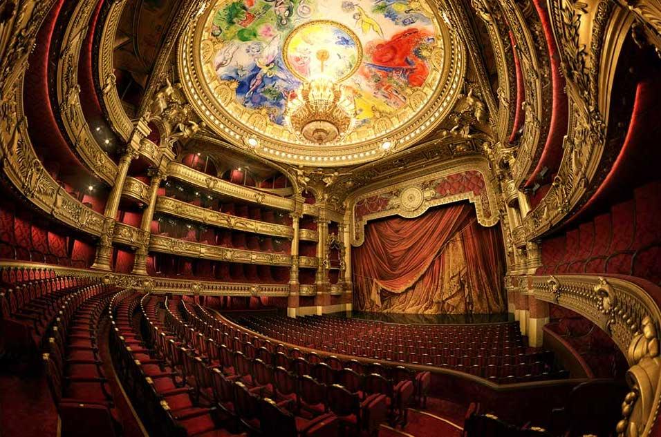 4K/3D Virtual Opera House Set 2