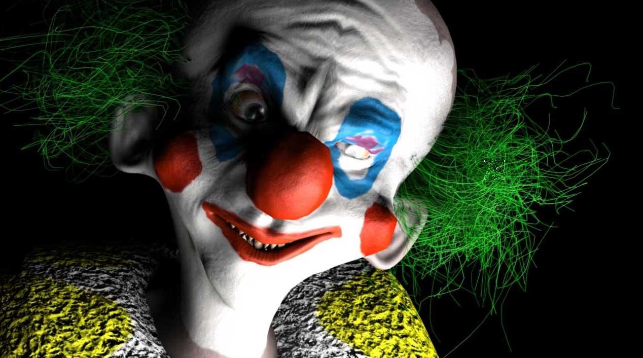 Animated AR Clown Character 1