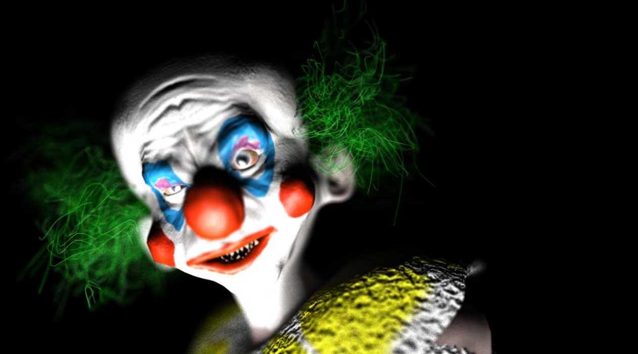 Animated AR Clown Character 2