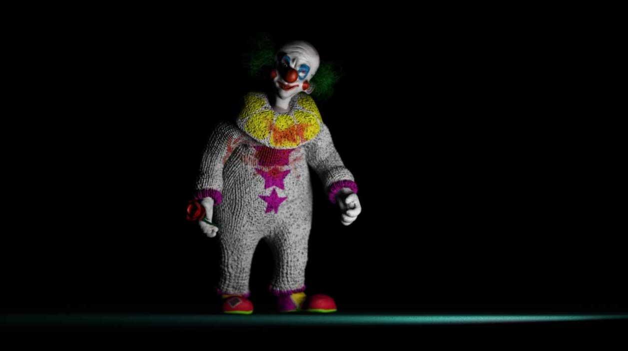 Animated AR Clown Character 4