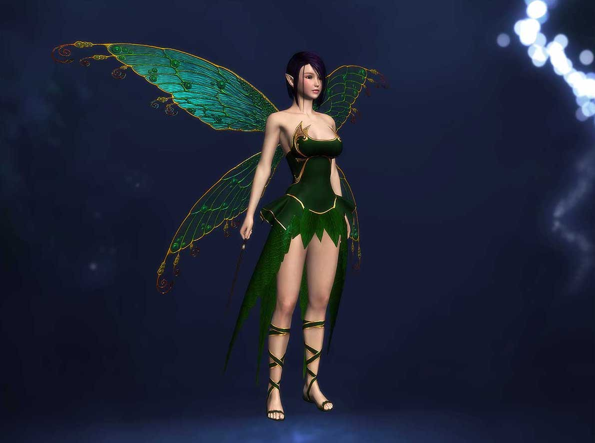 Animated AR Fairy 8