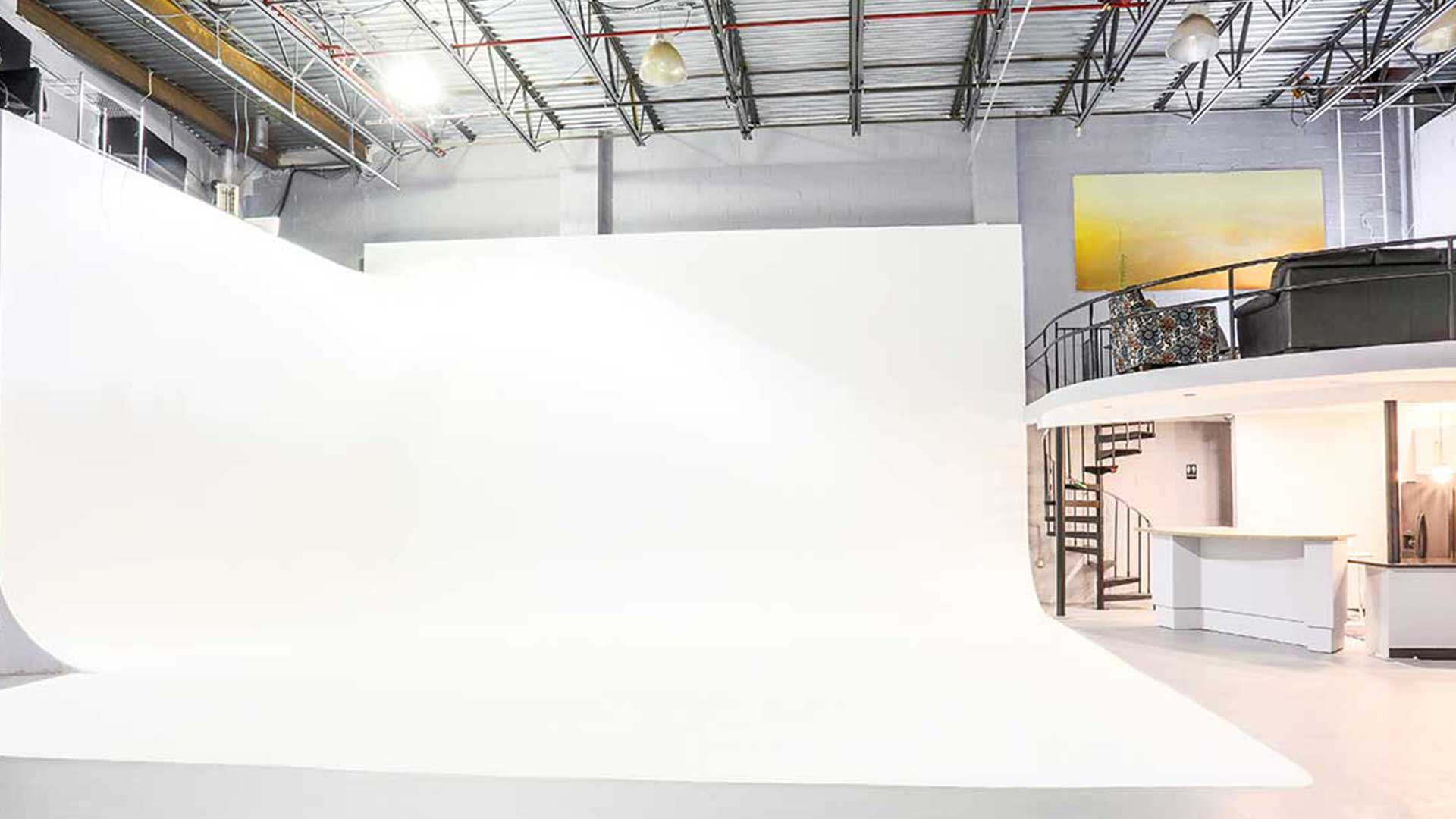brooklyn utra white cyc studio A