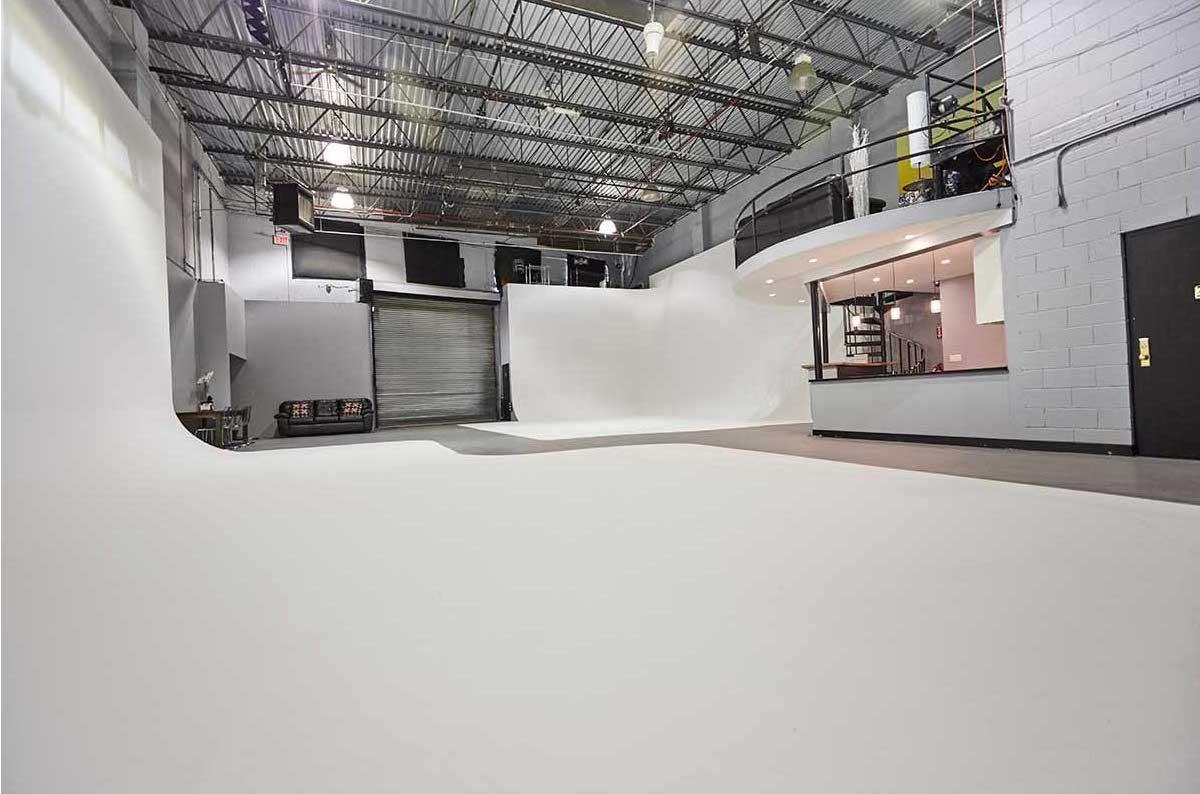 Bushwick White Cyc Studios A & B