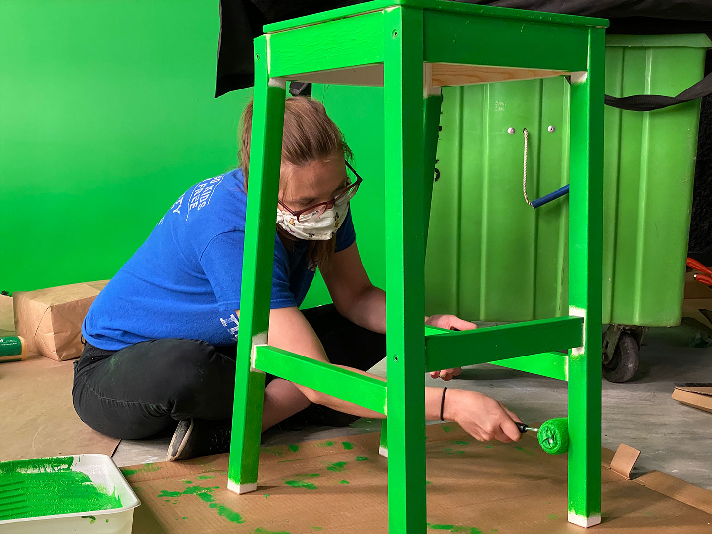 Green Screen Stages Brooklyn