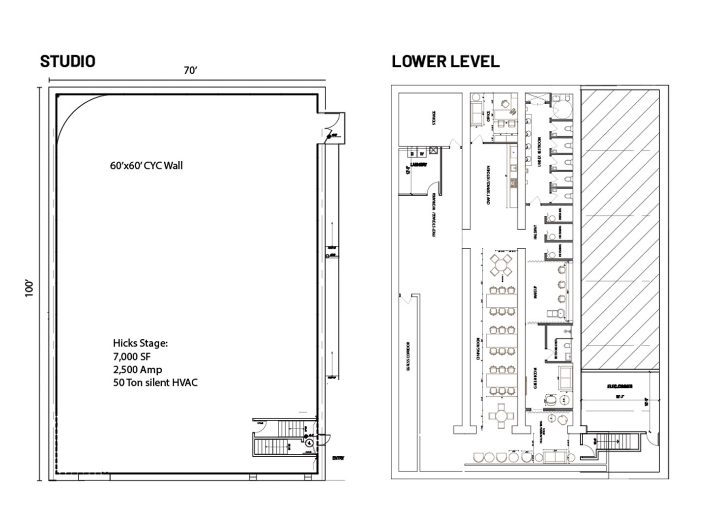 Brooklyn Green screen floor plan