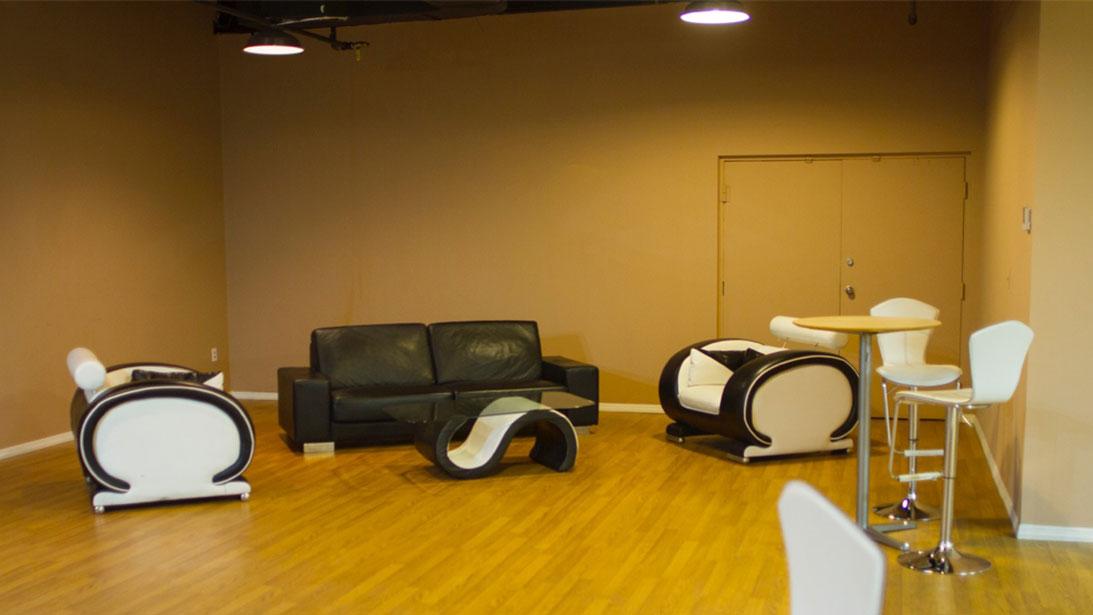 New Jersey Green Screen Studio Lobby/Green Room